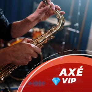 gravar música online - Axé Vip