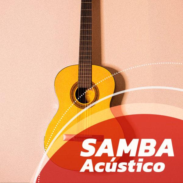 gravar música online - Samba Acústico