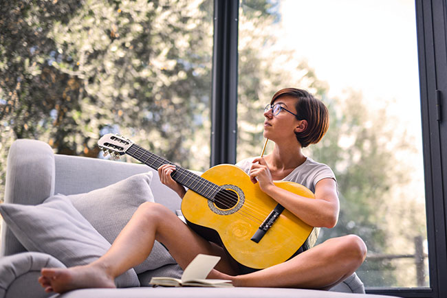 como gravar músicas online