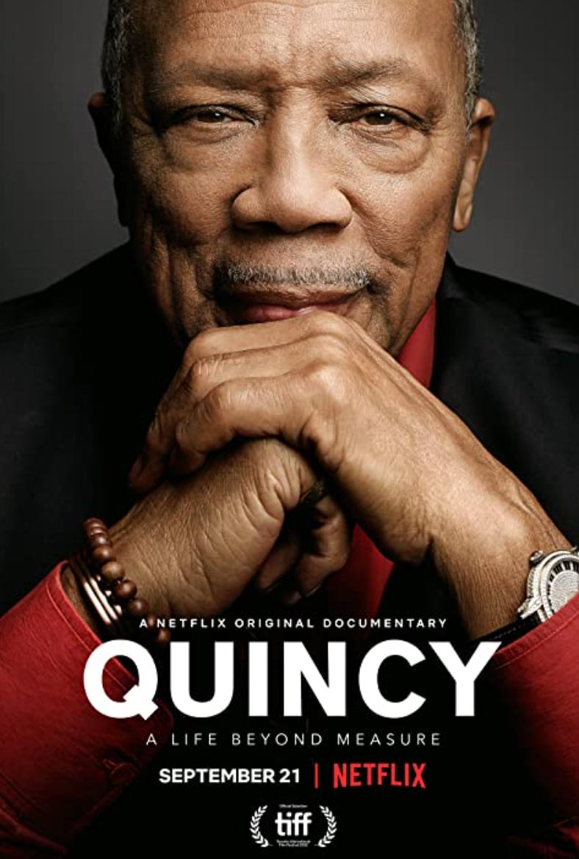 quincy documentarios musicais