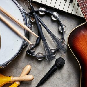 acessóros musicais