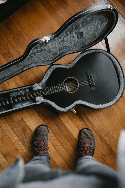 case guitarra